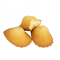 MADELEINES (23) PUR BEURRE...